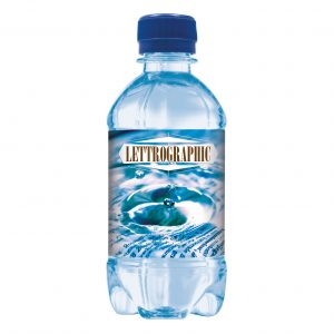 Bronwater 330 ml voorzien van draaidop