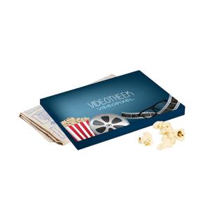 Magnetron popcorn in full colour doos